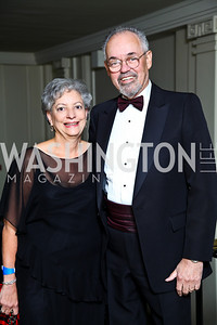 Karen and Warner Lawson. Tuxedo Ball. Photo by Tony Powell. December 30, 2010