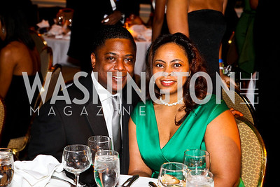 Curtis and Renee Lewis. Tuxedo Ball. Photo by Tony Powell. December 30, 2010