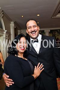 Caryn Cabaniss, Richard Mudd. Tuxedo Ball. Photo by Tony Powell. December 30, 2010
