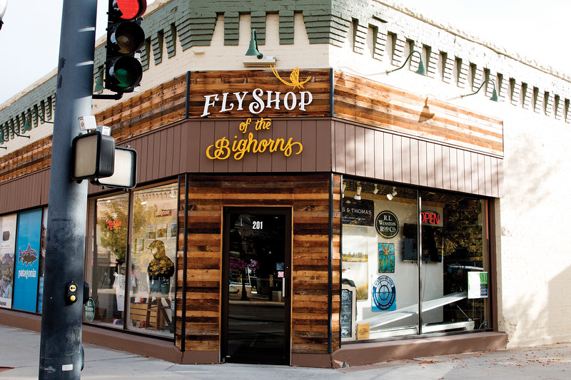 Matthew Gaston | The Sheridan Press<br>The Fly Shop of the Bighorns provides everything anglers need from flies and gear to guided tours. Saturday, Oct. 6, 2018.