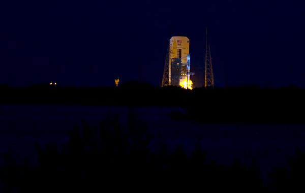 ULA Delta IV WGS-6 Launch
