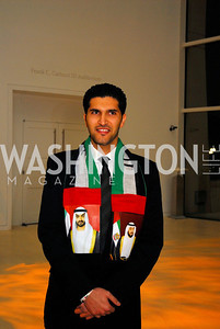 Abul Rahman Al-Jaber, December 1, 2011, United Arab Emirates National Day, Kyle Samperton