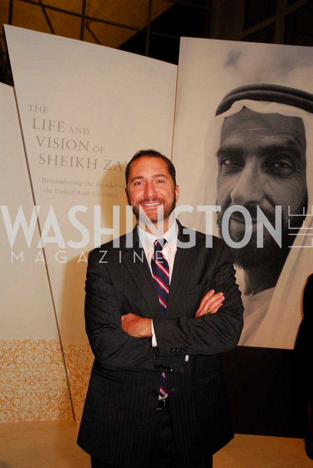 John Reid, December 1, 2011, United Arab Emirates National Day, Kyle Samperton