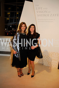 Dina Al-Faham, Ambassador Houda Nonoo, December 1, 2011, United Arab Emirates National Day, Kyle Samperton