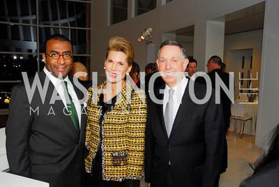 Eric Motley, Nancy Brinker, Michael Kaiser, December 1, 2011, United Arab Emirates National Day, Kyle Samperton