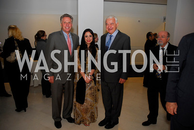 Terry McAuliffe, Dana Almarashi, Hani Masri, December 1, 2011, United Arab Emirates National Day, Kyle Samperton