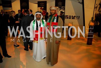 Ahmed Al-Katheeri, Khalifa Al-Baloushi, December 1, 2011, United Arab Emirates National Day, Kyle Samperton