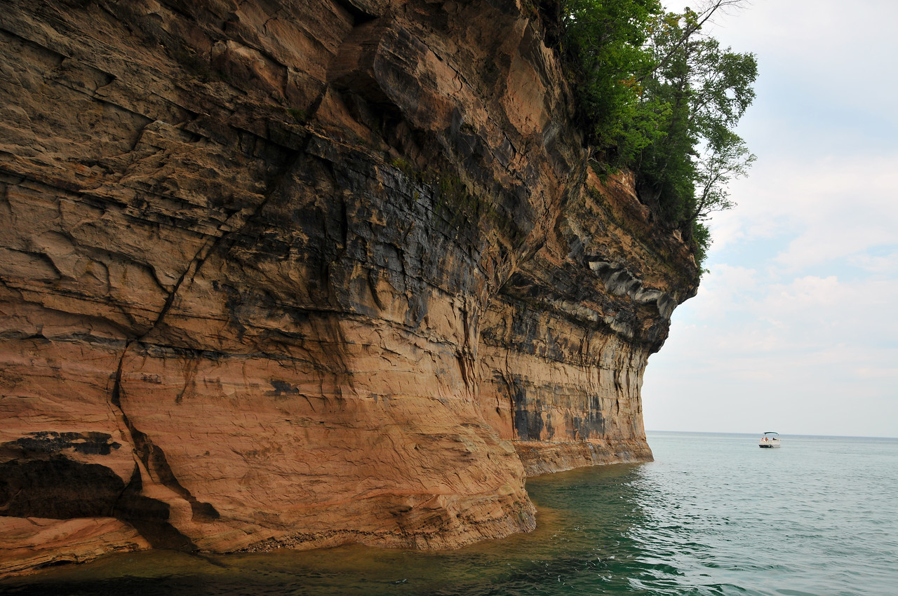 Pictured Rocks National Lakeshore - August 2012