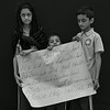 Sister and brothers who cannot leave Nepal due to heavy penalties imposed by the Government of Nepal.