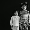 Two sisters - both illegal refugees from Myanmar living in Kathmandu