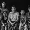 Burmese refugees living in Kathmandu, Nepal.