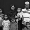 Rohingya refugees in Kathmandu, Nepal