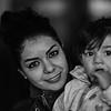 Sophie and her daughter Parastish in Kathmandu