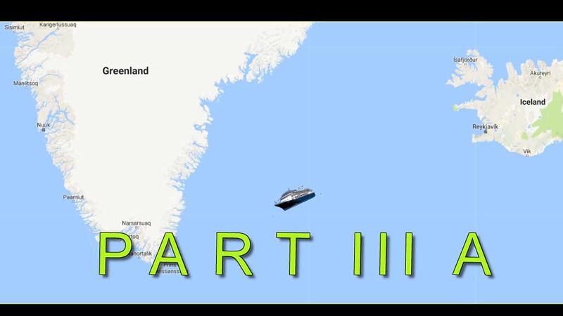 PART IIIA:  18-DAY VIKING TRANS-ATLANTIC HOLLAND AMERICA MS ROTTERDAM: