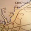 Kirkwall scottland map