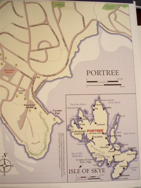 PORTREE SCOTTLAND