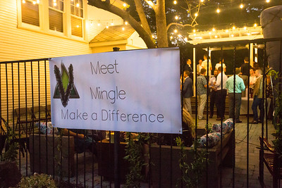 "Veritas Life Adventures' first-ever fundraiser ""Meet, Mingle & Make a Difference"" rasied more than $56,000 for the non-profit youth ministry."
