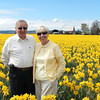 Don and Anita in the flowers