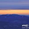 Mt Lafayette at Sunset