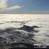 Mt Monroe w/ undercast, 8 Dec 2015