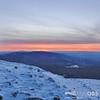 Sunset, 25 January 2016
