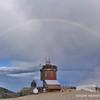 Rainbow Over The Summit