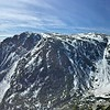 Boott Spur and Tuckerman Ravine from Lion Head