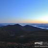 Mt Adams & Madison at sunrise 27 Sept 2015