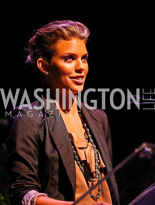 Actress AnnaLynne McCord. 10th Annual Vital Voices Global Leadership Awards. Photo by Tony Powell. The Kennedy Center. April 12, 2011