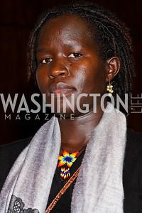 2008 Honoree Kakenya Ntaiya. 10th Annual Vital Voices Global Leadership Awards. Photo by Tony Powell. The Kennedy Center. April 12, 2011
