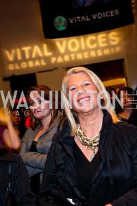 Ann Inc. CEO Kay Krill. 10th Annual Vital Voices Global Leadership Awards. Photo by Tony Powell. The Kennedy Center. April 12, 2011
