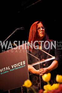 2011 Honoree Liron Peleg Hadomi. 10th Annual Vital Voices Global Leadership Awards. Photo by Tony Powell. The Kennedy Center. April 12, 2011