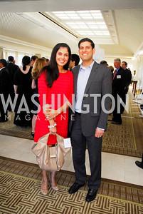Sapna Kundra,Vivek Kundra,Vivek Kundra Goodbye  Reception at the Hay-Adams,August 16,2011,Kyle Samperton
