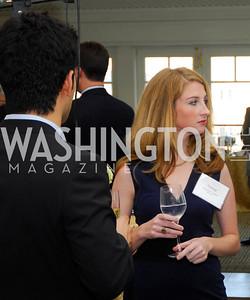 Jacqueline Lampert,Vivek Kundra Goodbye  Reception at the Hay-Adams,August 16,2011,Kyle Samperton