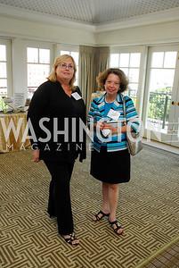 Sherry Moeller,Teresa Nasif,Vivek Kundra Goodbye  Reception at the Hay-Adams,August 16,2011,Kyle Samperton