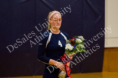 vs. Eastern 10/24 (Senior Night)