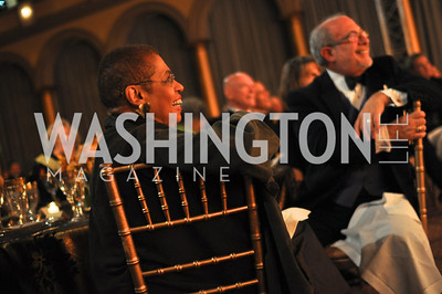 Congresswoman Eleanor Holmes Norton, WAMU NPR 50th Anniversary Gala at Building Museum