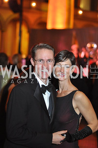 Ross and Kym Martin, WAMU NPR 50th Anniversary Gala at Building Museum