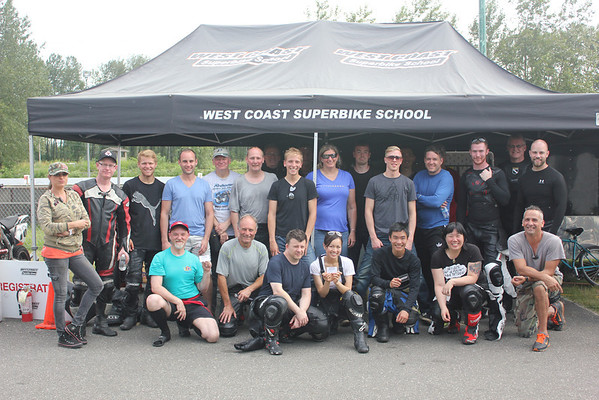 WCSS track day and WMRC Rounds 5 & 6