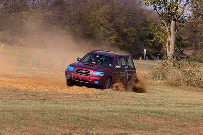 WDCR SCCA Rally-X 10/14/12