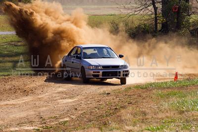 WDCR SCCA Rally-X 11/10/13