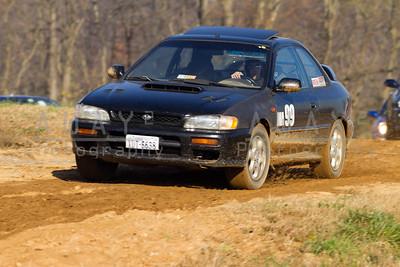WDCR SCCA Rally-X 11/12/12