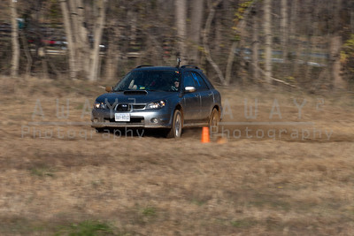 WDCR SCCA Rally-X 11/14/10