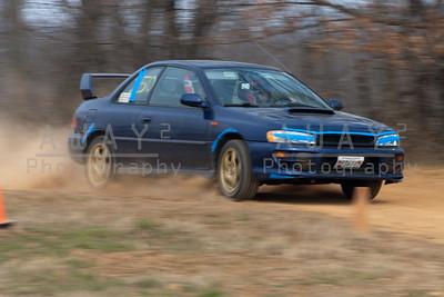 WDCR SCCA Rally-X 3/20/11