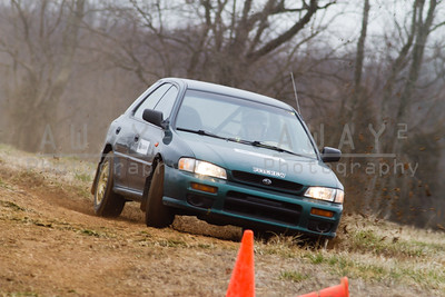 WDCR SCCA Rally-X 3/24/13