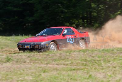 WDCR SCCA Rally-X 5/20/12