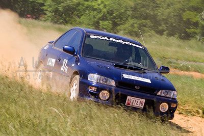 WDCR SCCA Rally-X 5/26/13