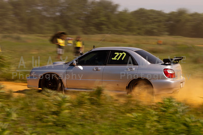 WDCR SCCA Rally-X 2012 Conquer the Summit