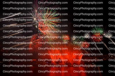 WEBN Riverfest Fireworks