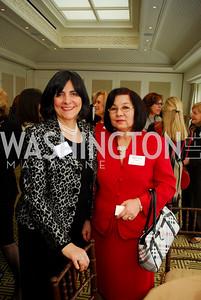Cecilia Valdivieso,Gyul-Asal Nematov,February 11,2011,WNO Luncheon.Kyle Samperton